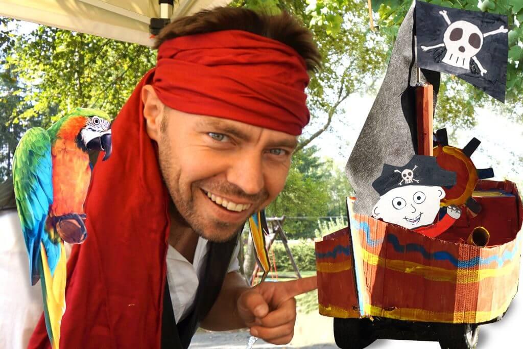 RC Auta Event - Akcni piratska akce
