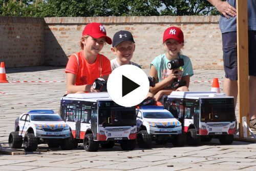 Action fun for public transport company in Brno