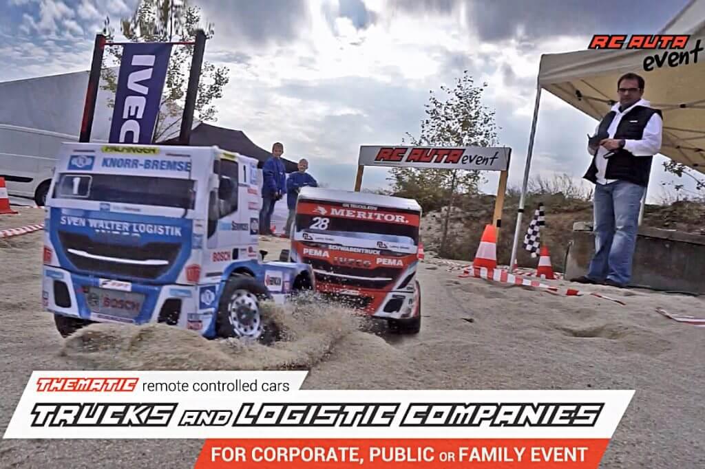 Best Off! – Theme: Trucks and logistics companies
